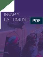 INVAP y la Comunidad - RSE - 2016