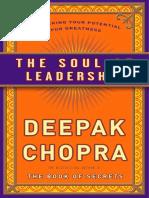 Soul of Leadership by Deepak Chopra - Excerpt