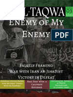Ahul-Taqwa Issue 3 - The Enemy of my Enemy