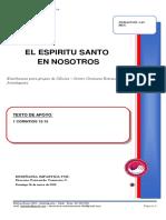 2020 MES 1 DIA 26 - E. CELULAS - EL ESPIRITU SANTO EN NOSOTROS -  FERNANDO CARMONA