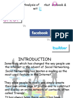 Atanu-comparative analysis between facebook , orkut and twitter with a small research