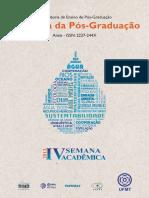 Anais - V Mostra da Pós-graduação-28-02-2014
