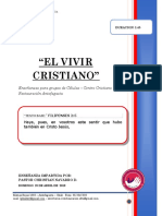 2019 MES 04 DIA 28 - E. CELULAS - EL VIVIR CRISTIANO - PASTOR CHRISTIAN NAVARRO