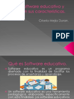 Qué es Software educativo