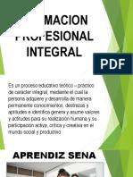 Formacion Profesional Integral