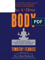The 4-Hour Body by Timothy Ferriss - Excerpt