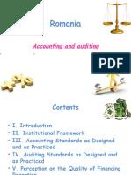 Romania Accounting and Audit.cristina Bratu