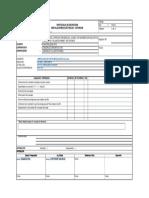 Protocolo recepcion CIMENTACION DE POSTES DE 28 M