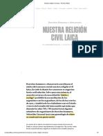 Carrasai_Nuestra religión civil laica - Revista Anfibia (LEIDO)