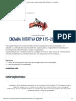 Enxada Rotativa - Enxada Rotativa ERP 115-200 B c_ FC - MEC-RUL