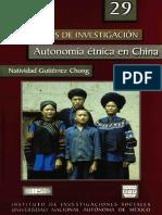 Autonomía_etnica_en_China_ Natividad Gutierrez Chong