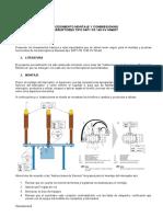 Procedimiento Montaje y Commisioning CB´s 3AP1 FG 145 kV Smart Rev1
