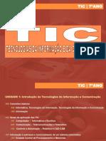 TIC - Conceitos Introdutorios