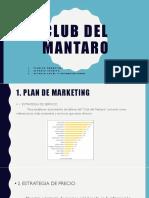 CLUB DEL MANTARO