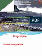 Cours Operation Unitaire 3LRP  2019.pptx