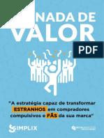 Jornada de Valor - E-book