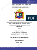 Jorge Vizney Chambi Mamani Charles Antony Suaña Vilca