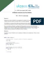 TD3 Correction