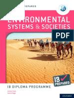 Environmental Systems and Societies - IB Prepared - Davis and Nagle - Oxford 2020