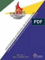 La institucionalización de la investigación educativa en la Universidad Autónoma de Nuevo León