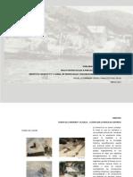 ANALISIS ESPACIAL Y VISUAL DEL ASENTAMIENTO Y PLANTA BALLENERA DE CALETA CHOME. COMUNA DE HUALPÉN VIII REGIÓN DEL BIO BIO NOTAS VISUALES Y CORRECCIONES