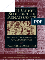 Walter Mignolo - The Darker Side of the Renaissance_ Literacy, Territoriality, and Colonization-University of Michigan Press (1995).pdf