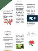 enfermedades cardiovasculares folleto