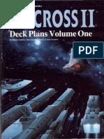 Macross II - Deck Plans Volume 1 - PAL592