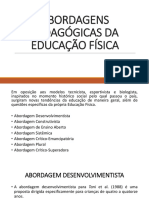 ABORDAGENS PEDAGÓGICAS DA EDUCAÇÃO FÍSICA (1)