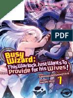 BUSY WIZARD VOLUMEN #1 [PDF]