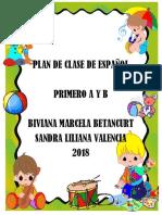 PLAN DE CLASE DE ESPAÑOL.docx