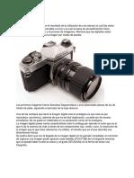 Diferencia entre captura de imagen análoga e imagen digital