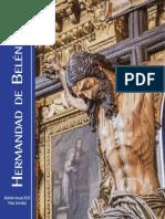 Boletín anual de la Hermandad de Belén de Pilas. Año 2020
