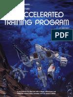 Robotech - Adventures - Accelerated Training Program - PAL555P