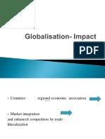 Globalisation-Integration
