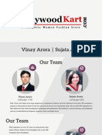 Bollywoodkart Business Plan V4