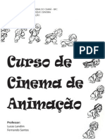curso animação