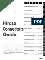 Hirose Hrs Connectors