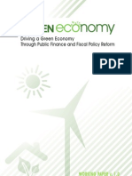 Driving Green Economy