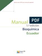 CTO - Bioquímica