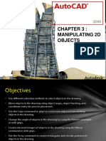 CHAPTER 3 -Manipulating 2D Objects