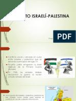 Conflicto Israelí-Palestina - Diego Rodríguez Bejarano