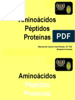 AMINOACIDOS PEPTIDOS PROTEINAS