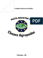 Pasta de Classes Agrupadas