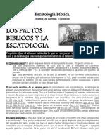 Escatología Bíblica Pactos
