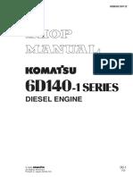 6D140-1 Series Diesel Engine _ SEBE62120112