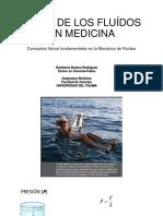 FÍSICA DE LOS FLUÍDOS EN MEDICINA