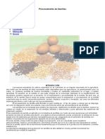 Procesmiento de semillas