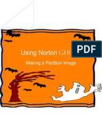 Ghosting the Virtual PC Halloween Version