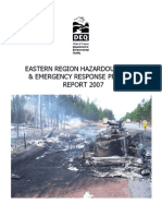 Eastern Oregon Hazardous Waste Cleanup Report 2007